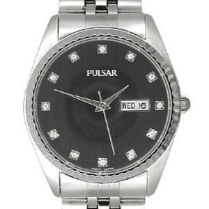 Pulsar Jubilee Bracelet Mens Watch